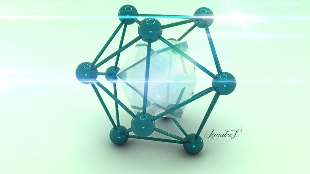 12 vertices of round by Freygang