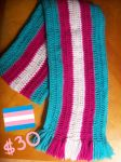 Trans Scarf by a-simple-note