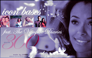 Icon bases feat. TVD by amber-necklace