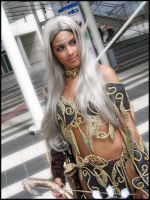 Night elf_3_Romics2012 by ladymisterya