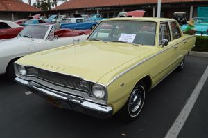 1967 Dodge Dart Sedan II by Brooklyn47