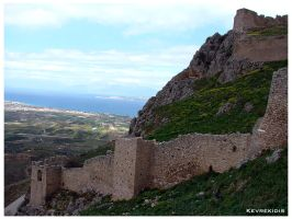 Acrocorinth III by Kevrekidis