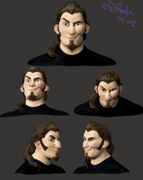 3D Model: Gil by gilll