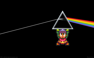 Dark Side of the Moon Zelda by NES--still-the-best