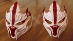 Female Turian Mask 2 by MandrakeArt