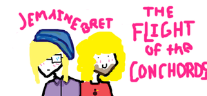 the flight of the conchords by genuphobic
