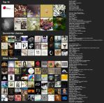Top 100 Albums - 14/11/14 Edition by Shuriken95