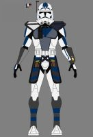 ARC trooper Fives by Sonny007