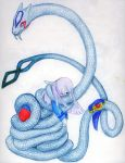 In Oni's Coils by SubzeroChimera