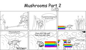 LOL - Mushrooms Part 2 by IceNinjaX77