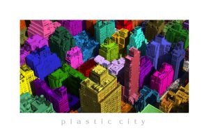 plastc city by maView