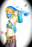 Link is really pretty by kurobas