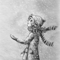 Winter time by Justysiak
