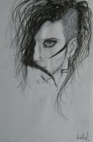 Andy Biersack by minihumanoid