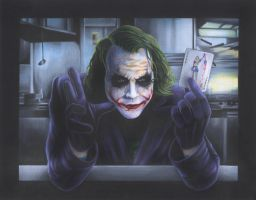 TDK Joker by smlshin