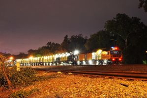 LORAM at night 2 by Joseph-W-Johns