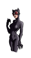 catwoman by filipeG