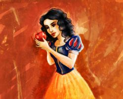 Snow White by ChristyTortland