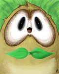 Owl Sprout by Dustynng