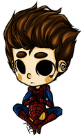 Mr Peter Parker by YamiInux