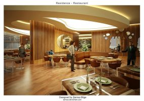 R2-Restaurant 2 by Semsa