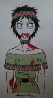 FA3G: Undead Woman by Alicetiger
