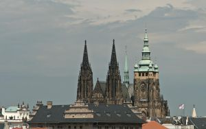 Prague I - St. Vitus by Hexaloner