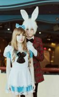 Alice and Peter by EmilyllllRose