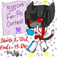 ++ KittyCons FanFic Contest ++ by JinoSan