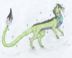 23) Commission for Issura by Magicull-Delesia