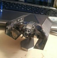 Tie Fighter Advanced Model by MaliForger894