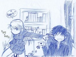 FMA - ROY X RIZA by CielElric