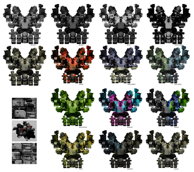Drone Style Sheet by d880