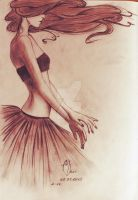 Ballerina by AnQuirks