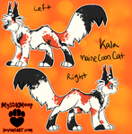 [Reference] Feral Kala by MystikMeep