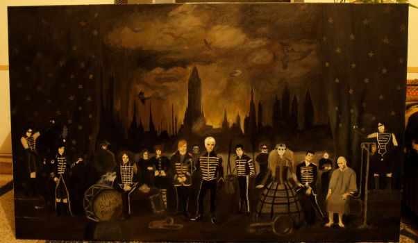 The Black Parade is done by deadmizi