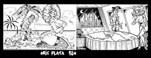 CHICAS 4 by ricplata