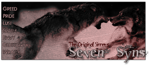 Icon Commission - Seven Syns by FrozenAltars