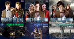 Doctor Who 11th Doctor Series 5 Book Set by 10kcooper