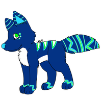 .:PC:. Custom Adopt for CitrusPolar by CollectionOfWhiskers
