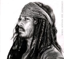 captain sparrow by timjackvor