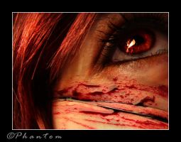 Blood Red Sandman by hard-2-find