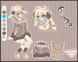 : Timpo Reference Sheet : Version3 by Homohelvetti