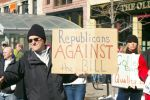 Republicans against the bill by Astralseed