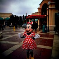 Minnie Mouse by lomoboy