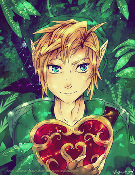 Jungle_Heart by theforgottenGrief