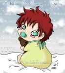 Sabaku No Gaara Baby by Ice-Lady