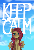 KEEP CALM by kmrShy