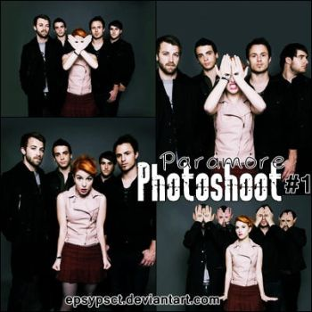 Paramore Photoshoot 1 by EPsyPscT