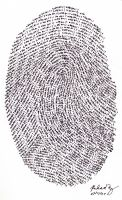 Existential Fingerprint by 1cor1313
